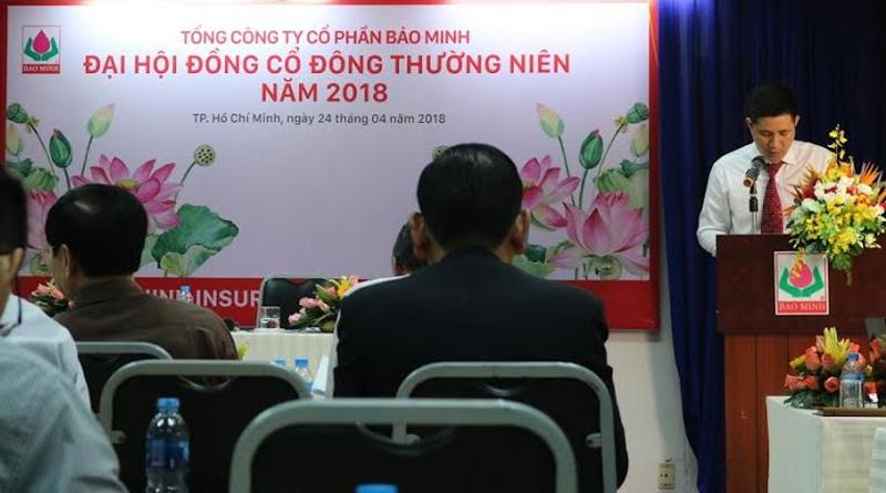 9 tháng, Bảo Minh đã đạt 85% kế hoạch lợi nhuận của năm 2018